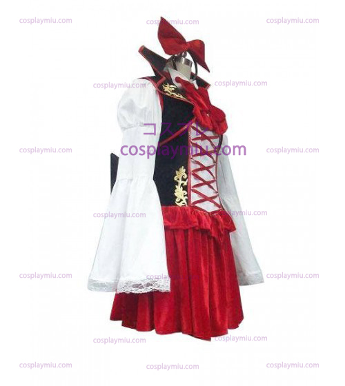 Vocaloid Kagamine Len Black and Red Klasseic Cosplay Kostüme