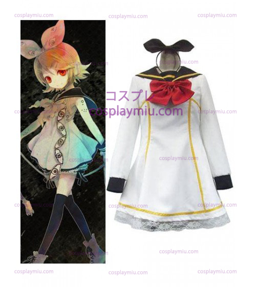 Vocaloid Cosplay Kostüme Uniform Kleid