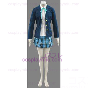 Die erste K-ON! Takara High School Girl Uniform Cosplay Kostüme