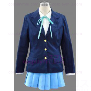 Der Zweite K-ON! Takara High School Girl Uniform Cosplay Kostüme