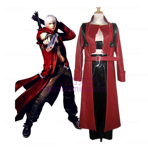 Devil May Cry 3 Dante Cosplay Kostüme