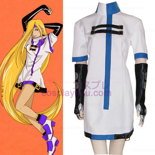 Guilty Gear Millia Wut Cosplay Kostüme
