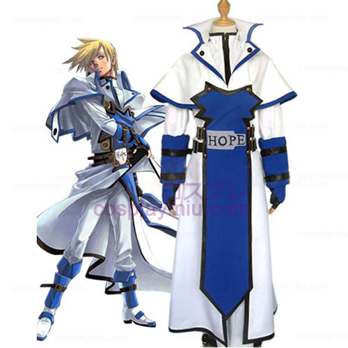 Guilty Gear Ky Kiske Cosplay Kostüme